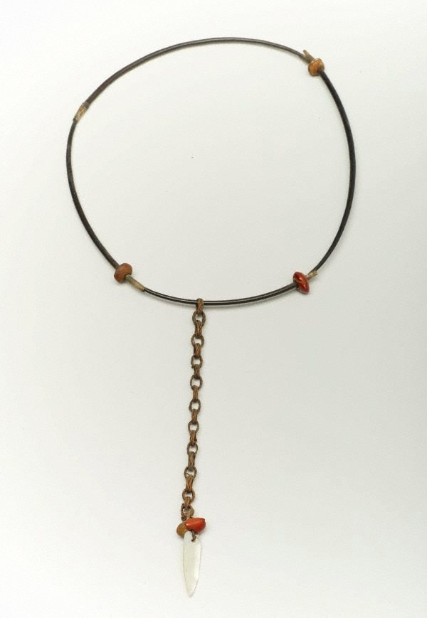 An image of Man's necklace