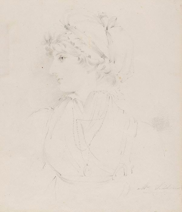 An image of Mrs Siddons