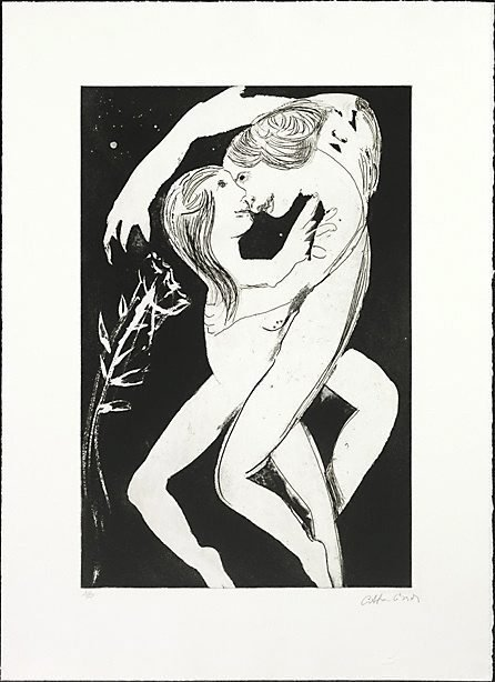 An image of Lovers