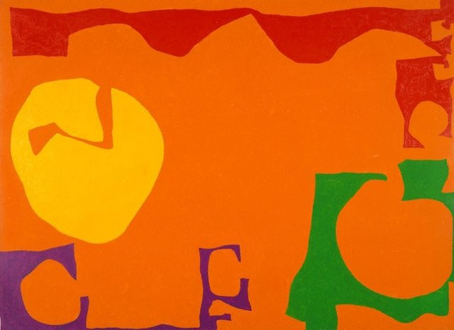 An image of Big Rumbold Orange : December 1970