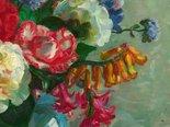 Alternate image of Spring flowers by Nora Heysen