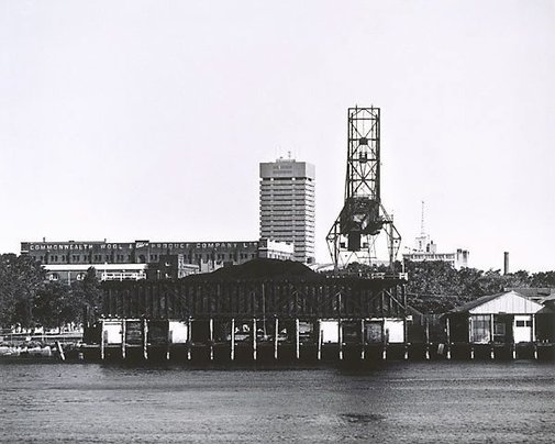 An image of Black Wattle Bay: Glebe I 1979 by Mark Johnson