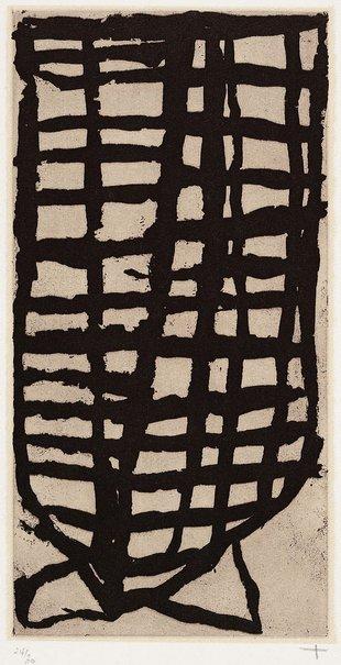 An image of Fish net (black) by Kate Miwulku
