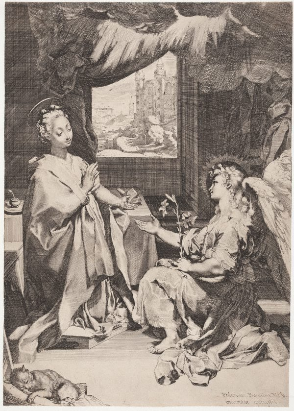 An image of The Annunciation