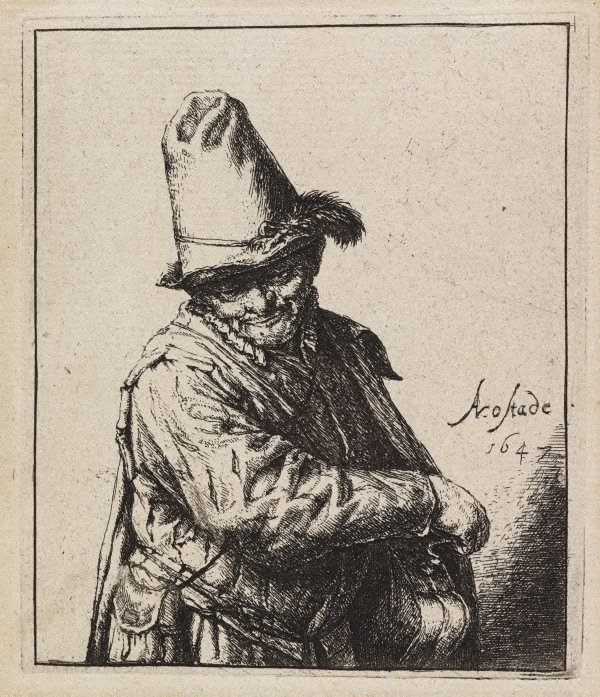 An image of The organ grinder