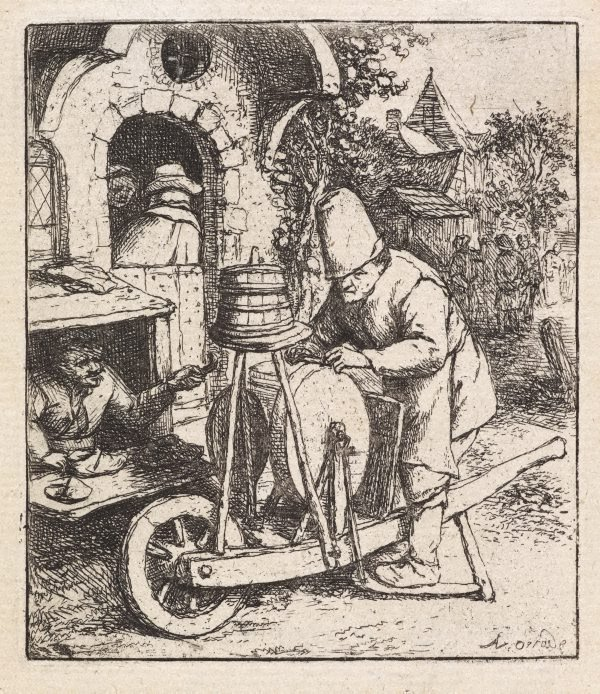 An image of The knifegrinder