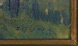 Alternate image of The wattles by Elioth Gruner