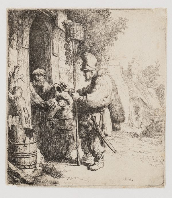 An image of The rat catcher