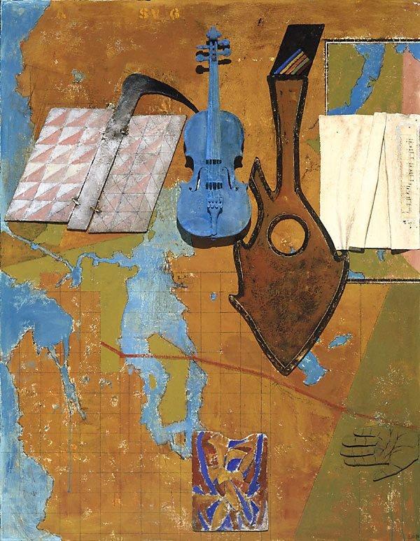 An image of Indiana's violin no. 5