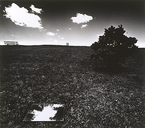 An image of Mirror in Landscape I by Grant Mudford
