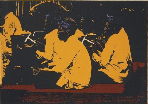 An image of Gamelan orchestra by Peter Upward