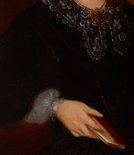 Alternate image of Portrait of Elizabeth Wills (neé Porter) by Joseph Backler