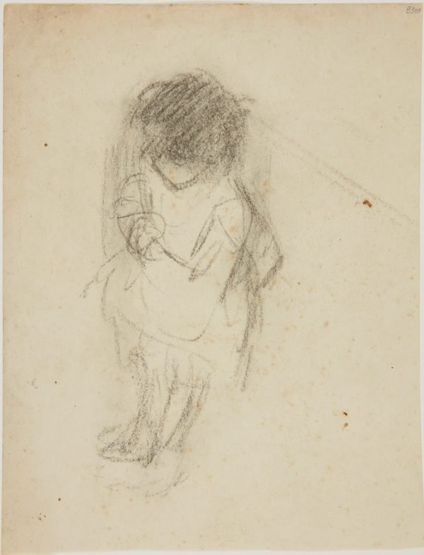 An image of (Figure of a little child) (London genre)