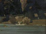 Alternate image of Dutch Garden from the Serpentine by Algernon Newton