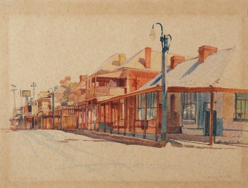 An image of Windsor, New South Wales by John Goodchild