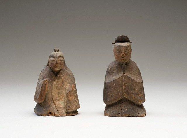 An image of Shintô deities