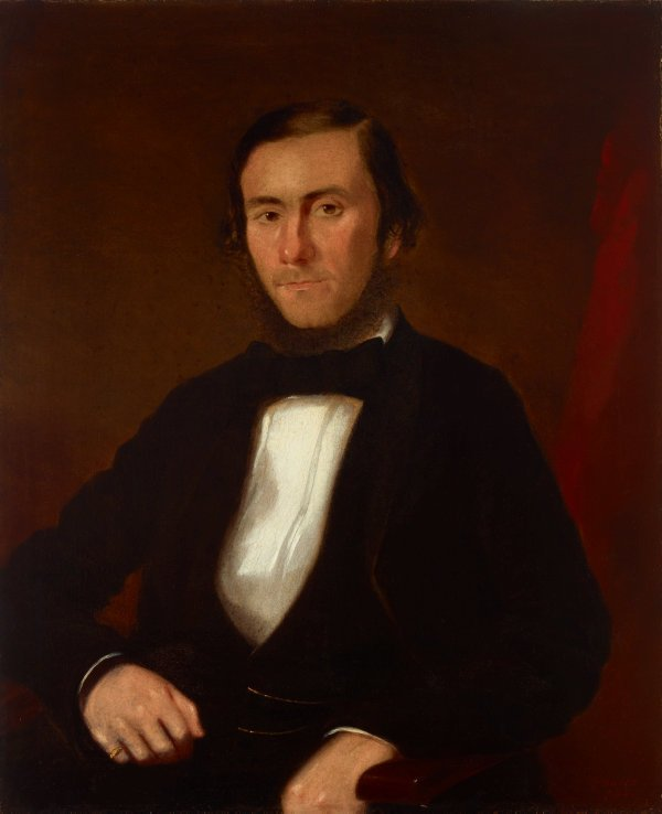 An image of Portrait of John Thomas Wills