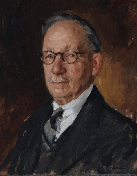An image of George H. Forsyth Esq. by J.H.R. Rousel