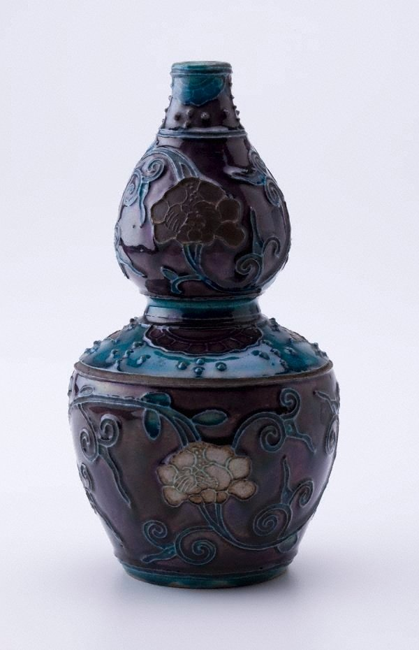 An image of Double gourd shaped vase
