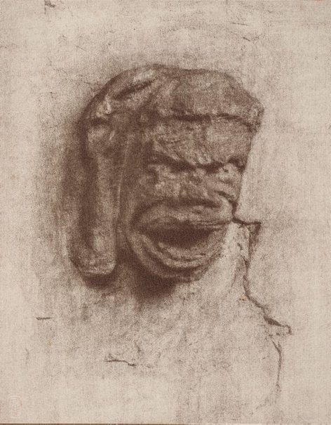 An image of Grotesque by Frederick H Evans