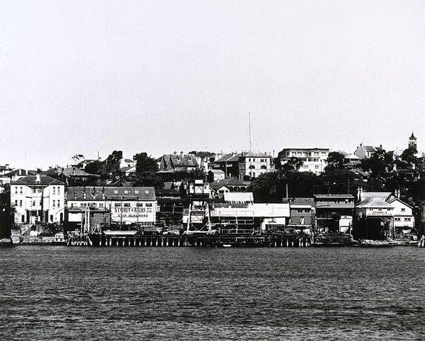 An image of Parramatta River: Birchgrove I 1980