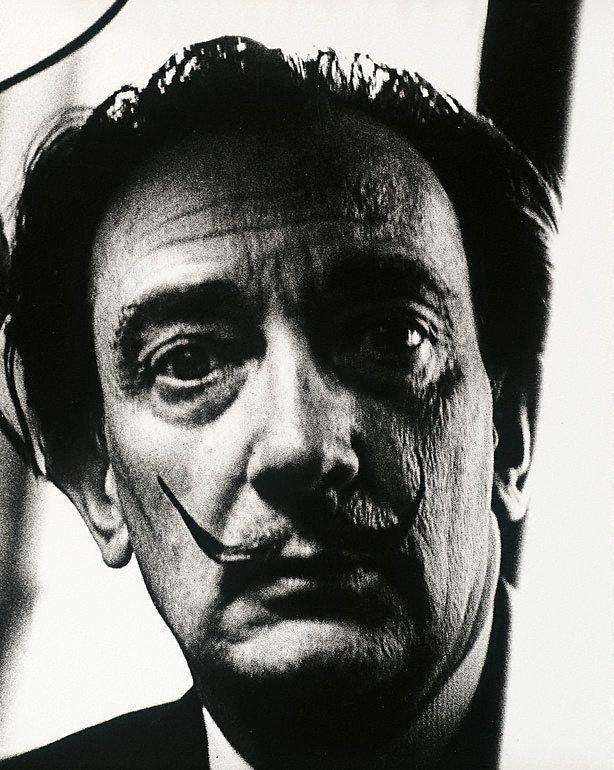 An image of Salvador Dali, London