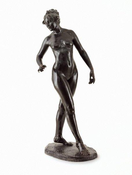 An image of The dancer by Bertram Mackennal