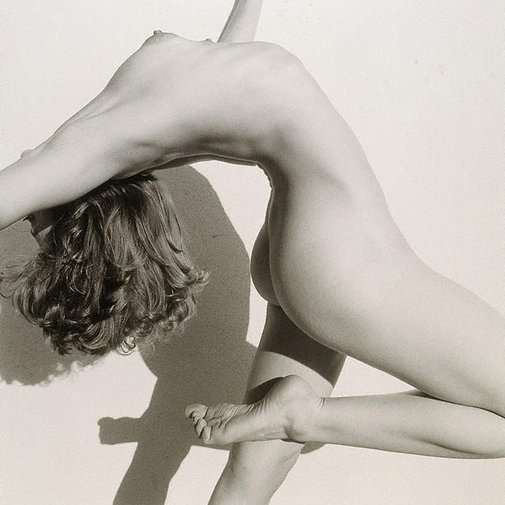 An image of Dancer, Los Angeles by Lynn Davis
