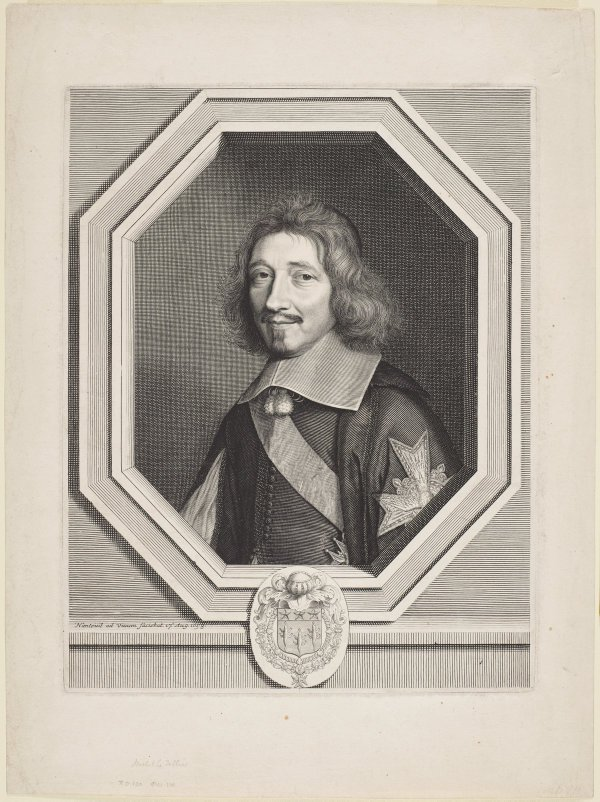 An image of Michel le Tellier