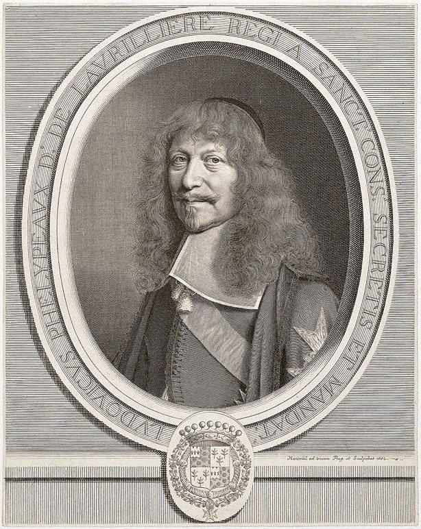 An image of Louis Phélypeaux de La Vrillière