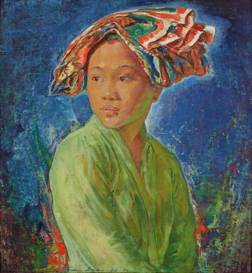 An image of Maid of the Orient by Mary Edwell-Burke