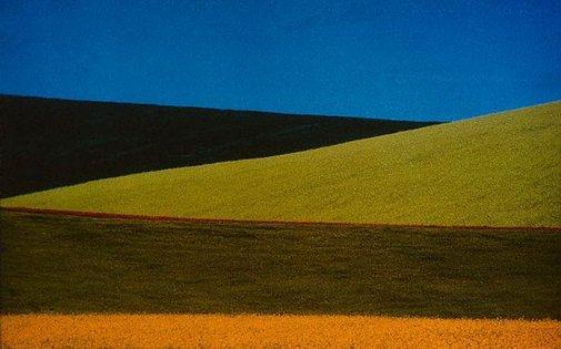 An image of Landscape by Franco Fontana