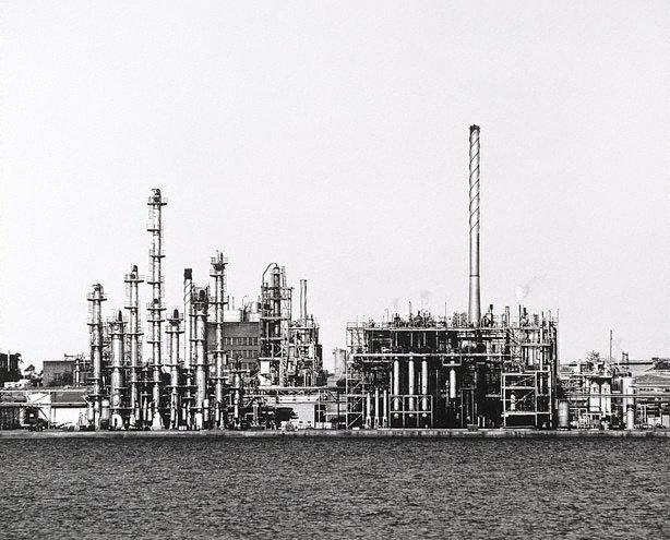 An image of Homebush Bay: Rhodes 1980