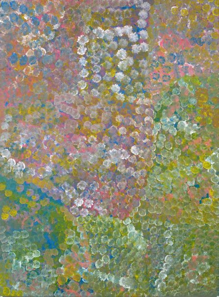 An image of (untitled) by Emily Kame Kngwarreye