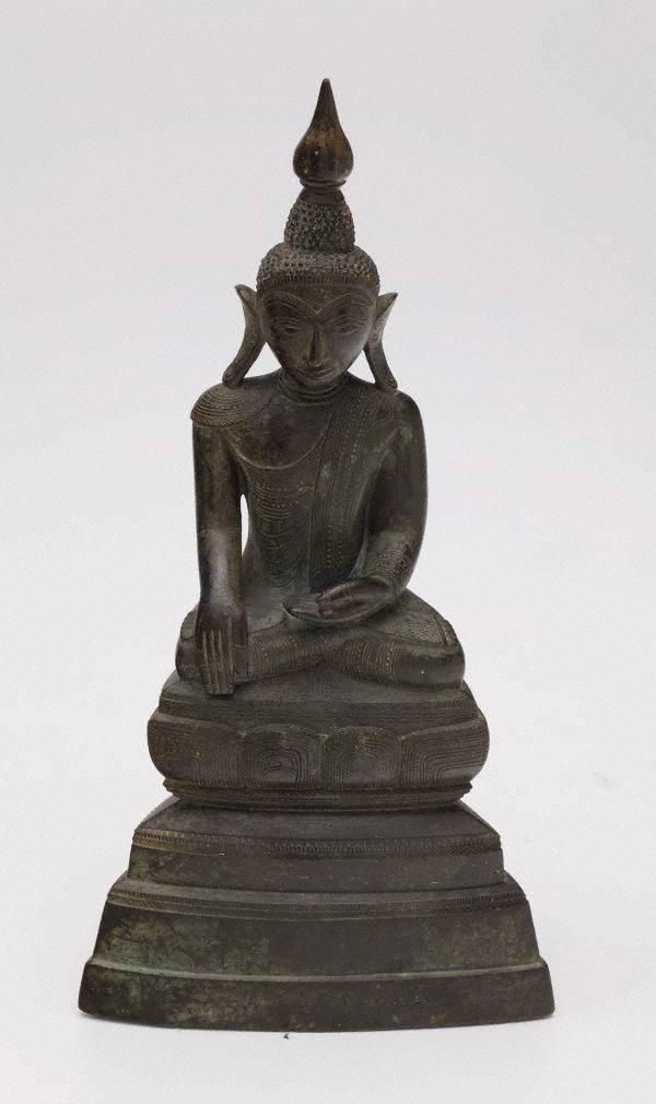 An image of Seated Buddha