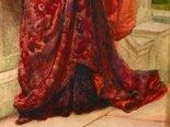 Alternate image of Hesperia by Sir Frank Dicksee