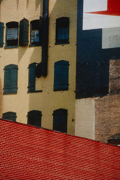 An image of New York by Franco Fontana