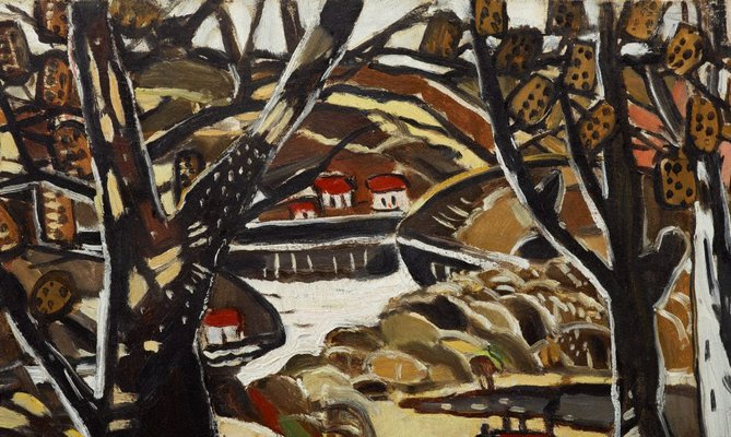 Alternate image of I lived at Berowra by Margaret Preston