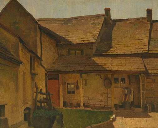 An image of Bakery in the Cotswolds by James Cook
