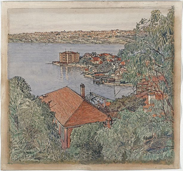 An image of Woollahra Point