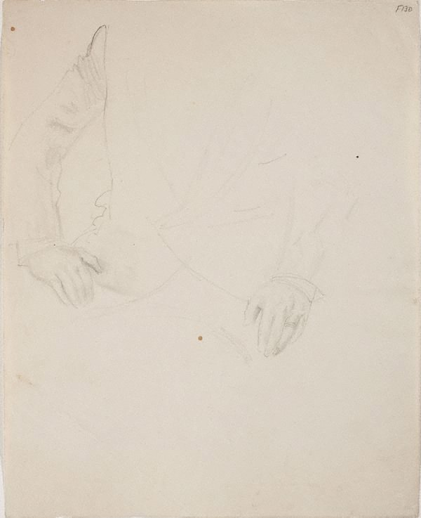 An image of Hands for portrait of Camille Gheysens