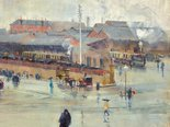Alternate image of The railway station, Redfern by Arthur Streeton