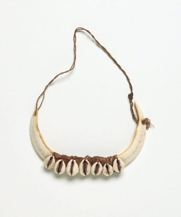 An image of Necklace (forehead ornament?)