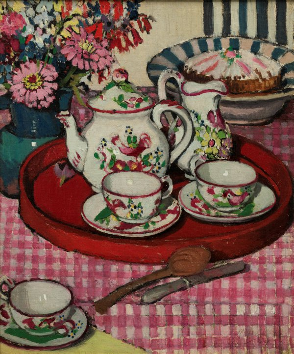 An image of Thea Proctor's tea party