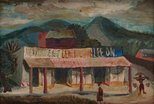 Alternate image of Cairns store by Donald Friend