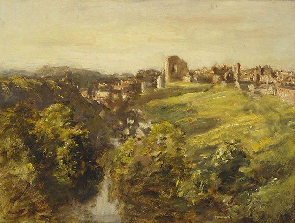 An image of Knaresborough