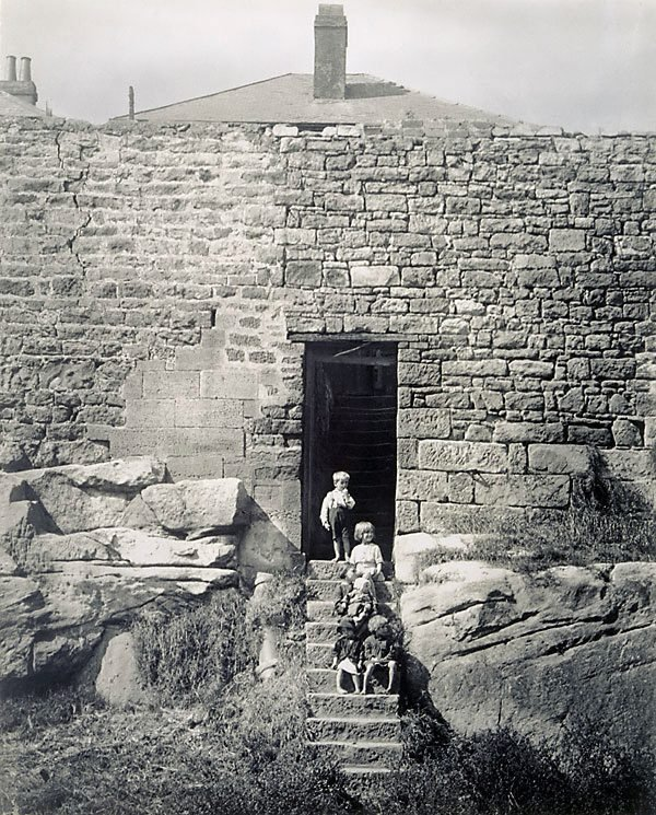 An image of Untitled (rear of house - Trinity Road)