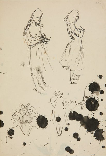 An image of (Figure studies) (Early Sydney period) by William Dobell