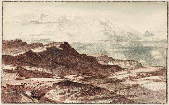 An image of Arkaba landscape, far north
