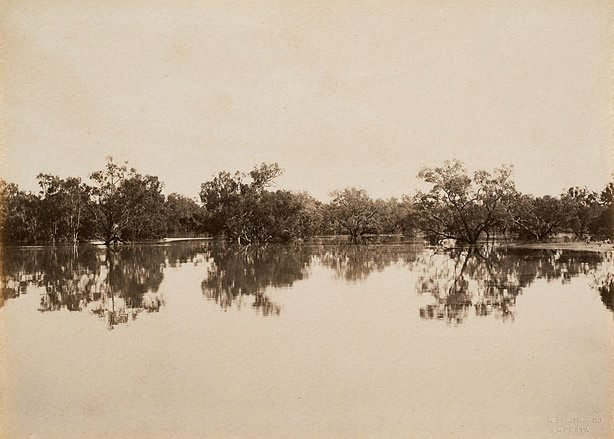 An image of Junction of Darling and Warrego Rivers (second view)